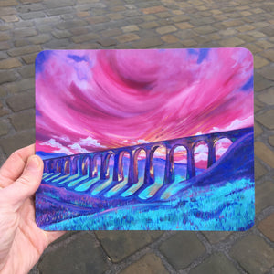 Ribblehead Viaduct North Yorkshire Placemat