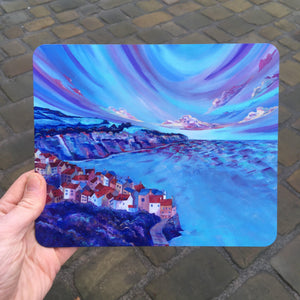 Robin Hoods Bay North Yorkshire Placemat