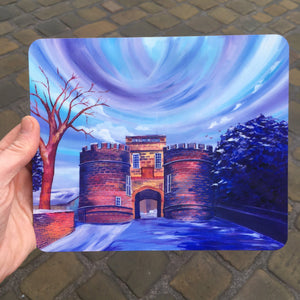 Skipton Castle North Yorkshire Placemat