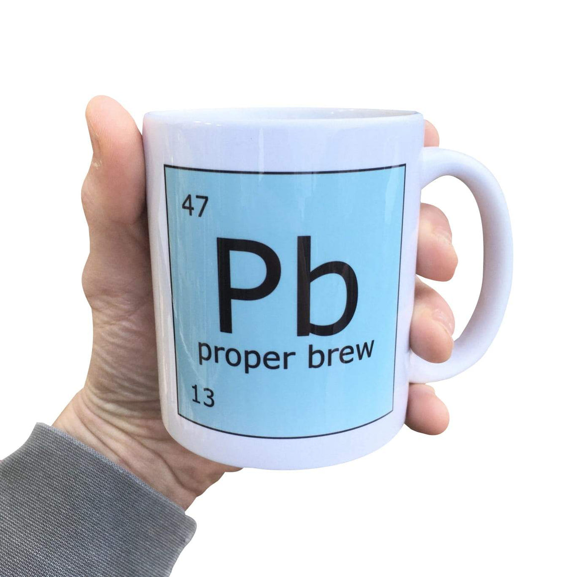 Yorkshire Proper Brew Tea Mug