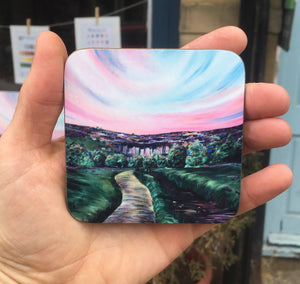 malham cove coaster