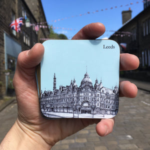 Leeds, City Coaster