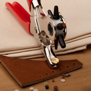 Household Revolving Leather Hole Puncher