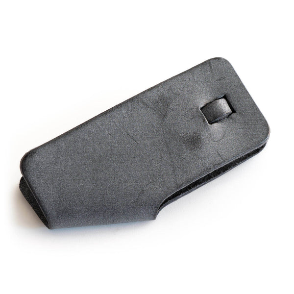 MUSUBU Key Case <br> -Foschia- <br> A small key case made of leather only.