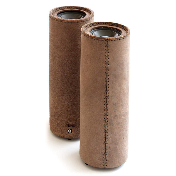 LOG<br>more trees LEATHER<br>Speaker-