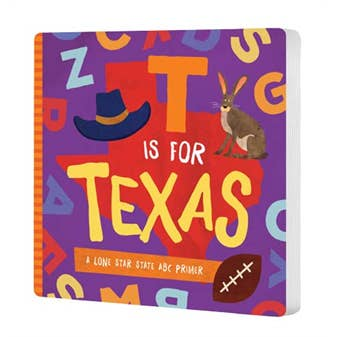 T is for Texas