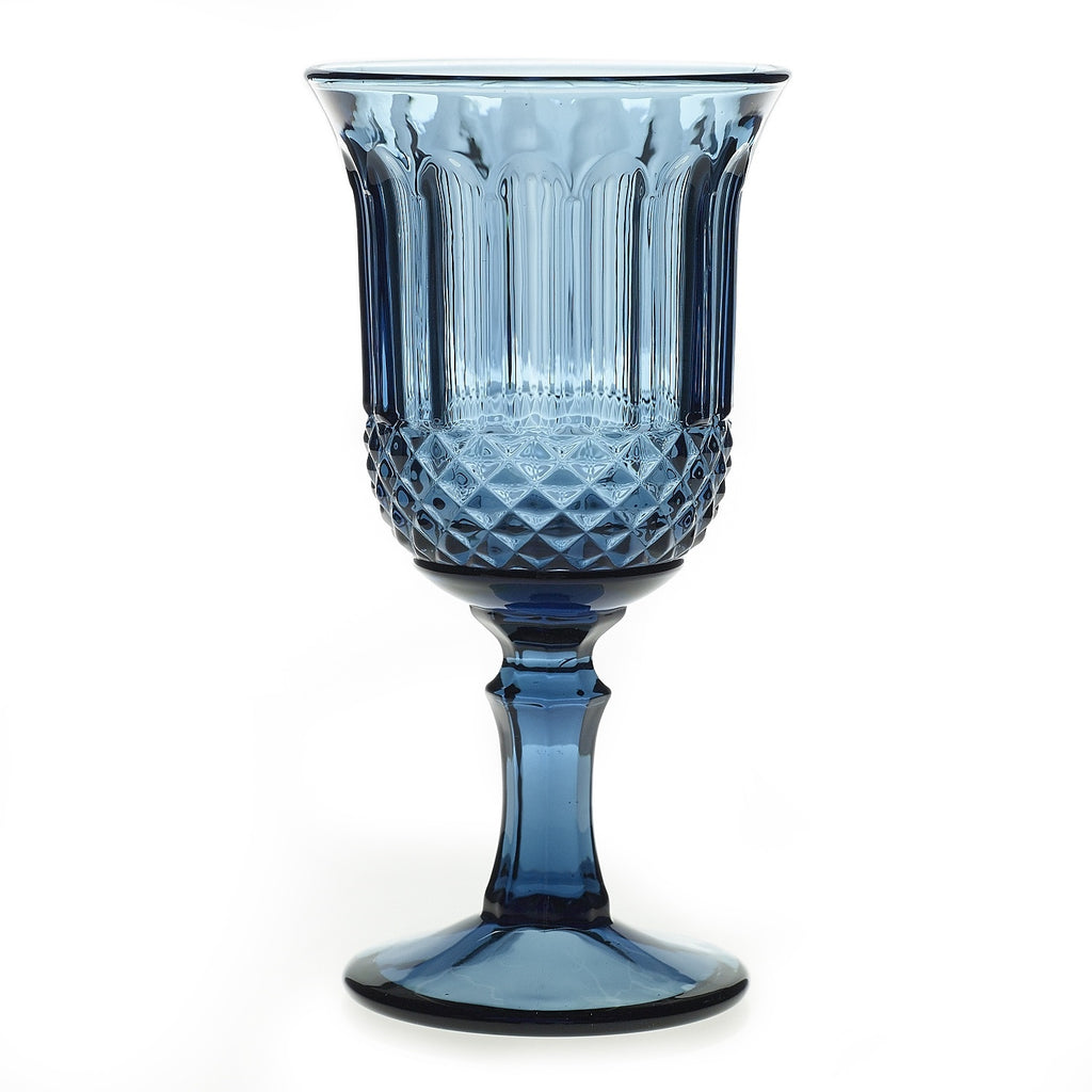Rosalie Glass Goblet
