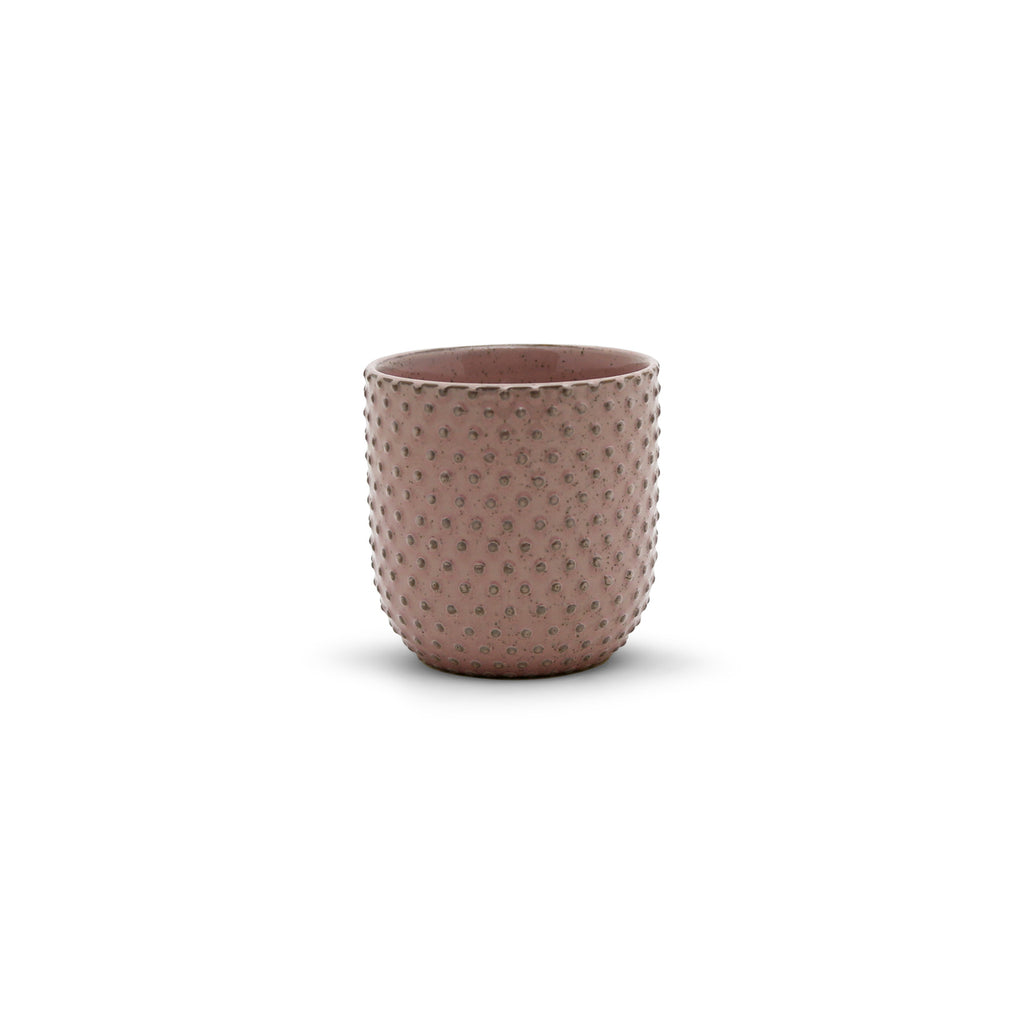 Medium Special Pink Ceramic Pot