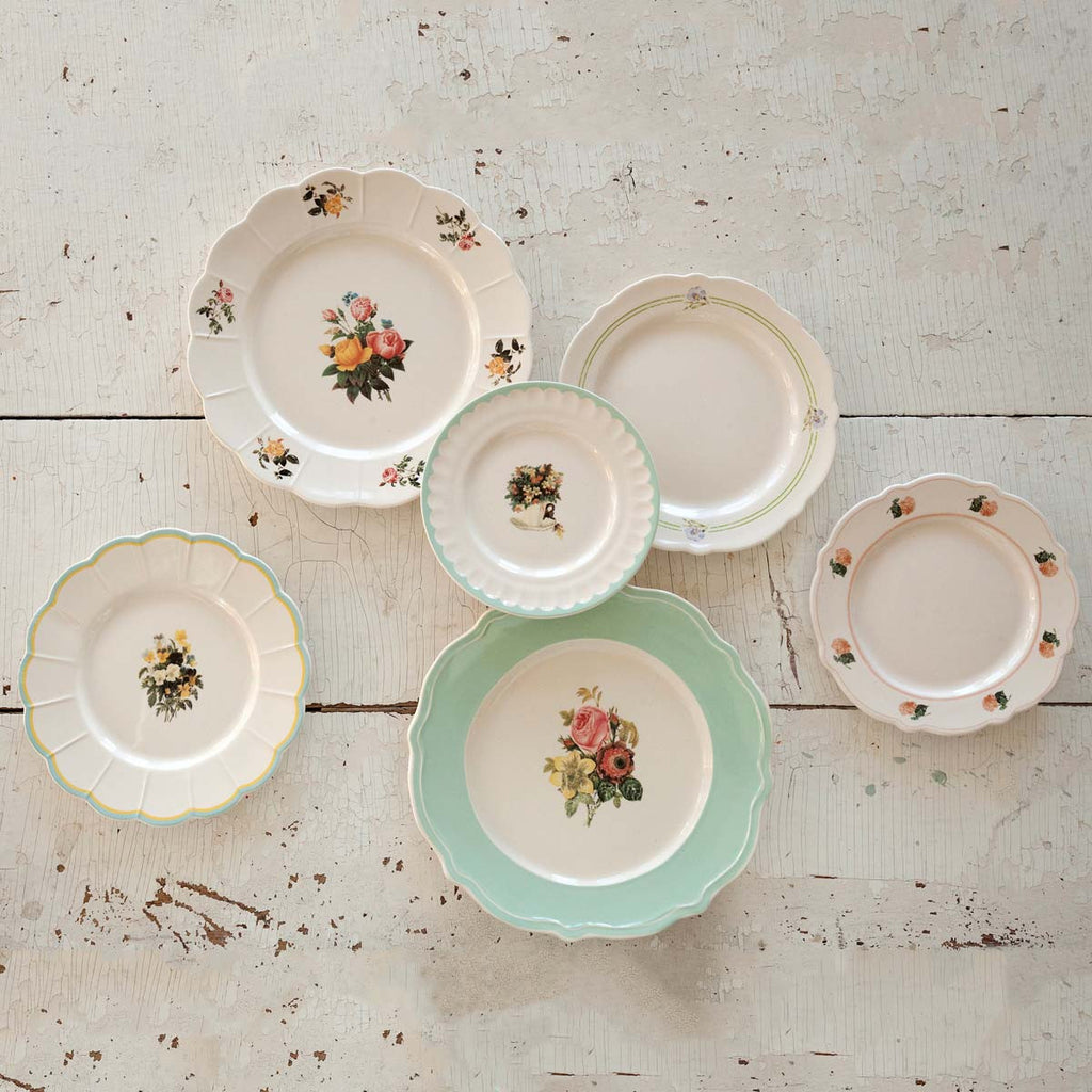 Mary's Dish Collection