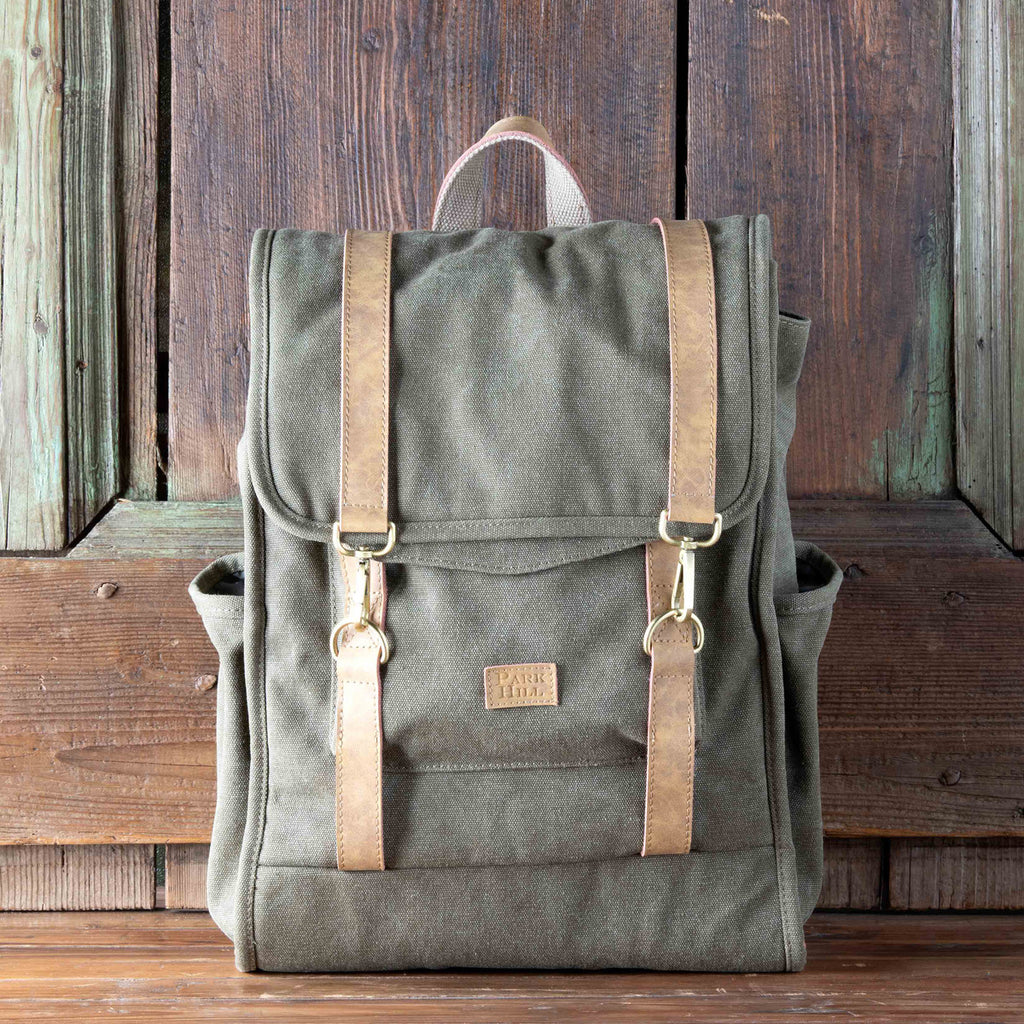 Outdoorsman Backpack