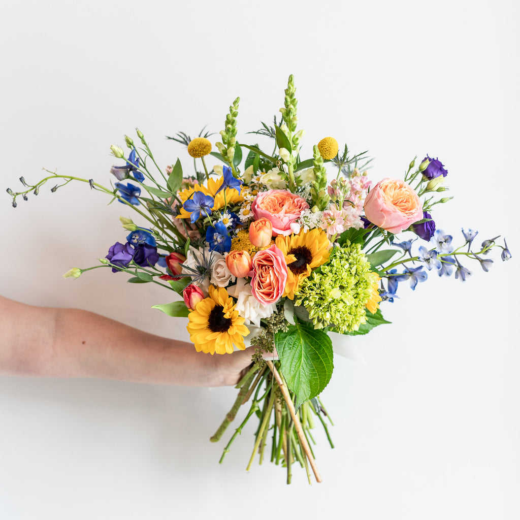 Wildflower - Premium Bridal Bouquet