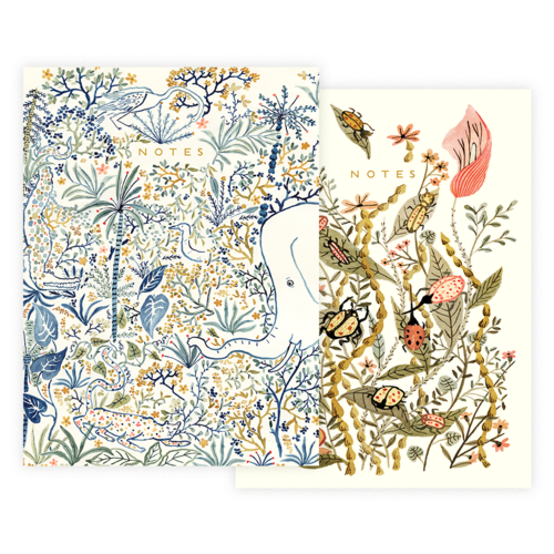 Hidden Animals Notebook Set