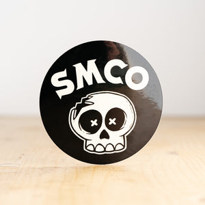 SMCO Mind your Head Sticker