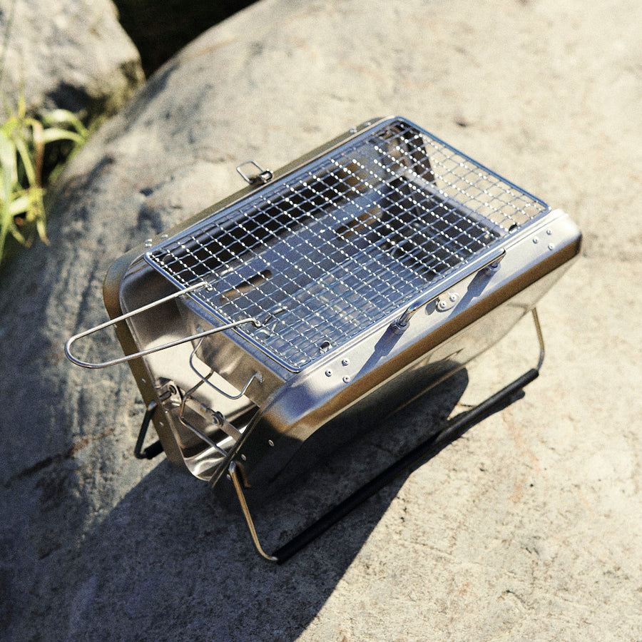 Mini Travelling Charcoal Grill
