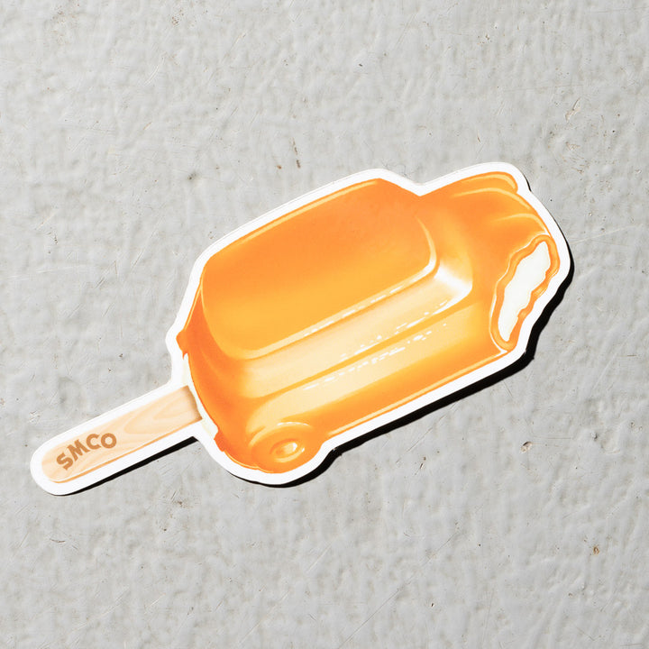 Popsicle Sticker
