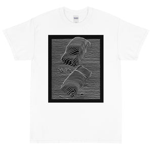 Unknown Pleasures Tee - White