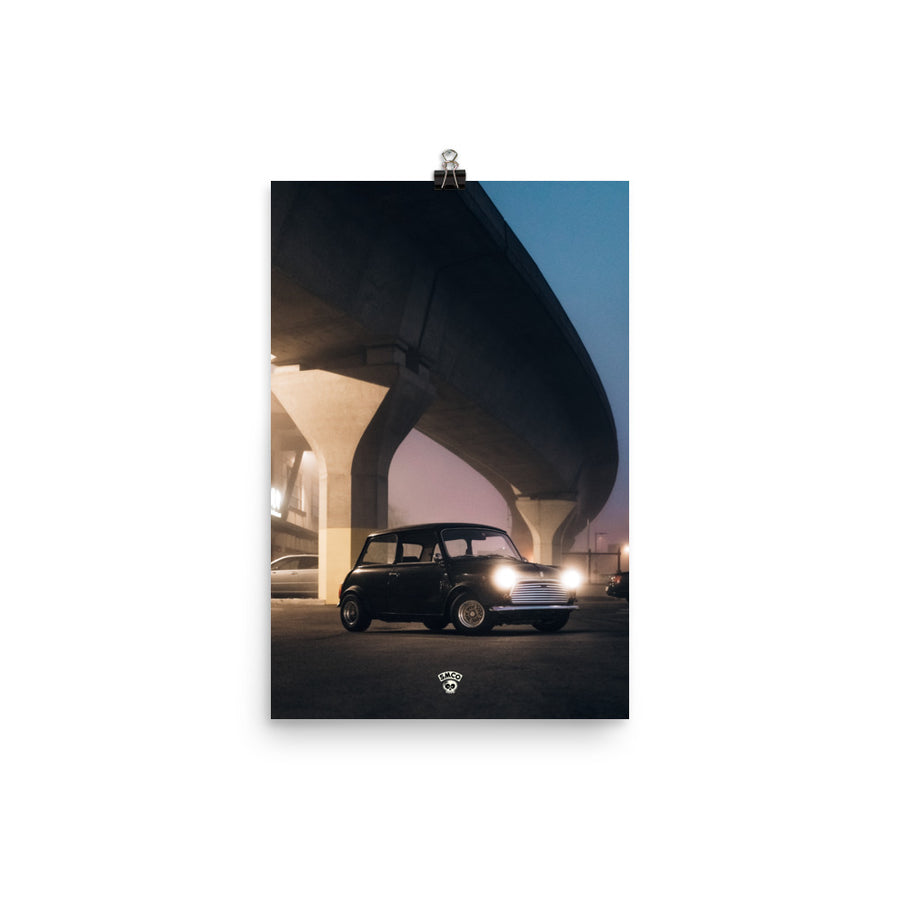 Night Drives Poster