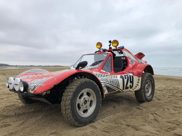 UPDATE: Restoring a classic: Team Sunhill at the Dakar Rally