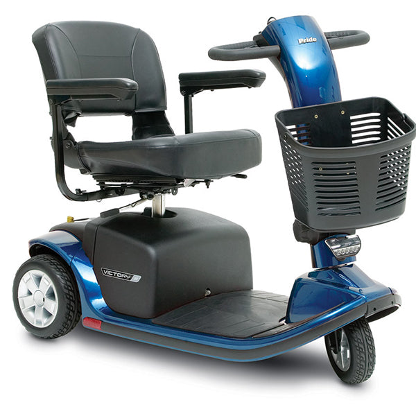 3-Wheel Full Size Scooters