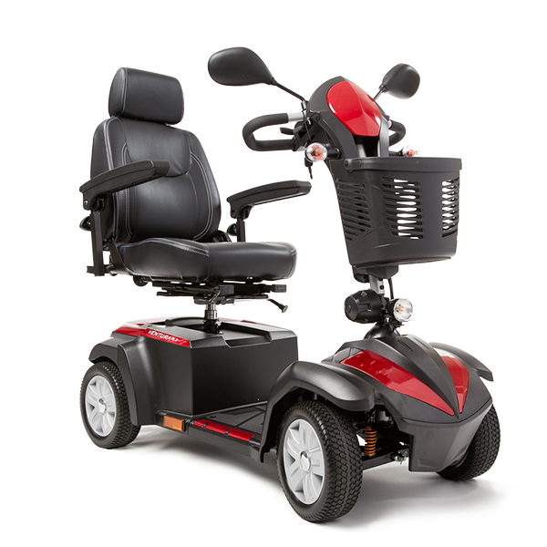 4-Wheel Full Size Scooters