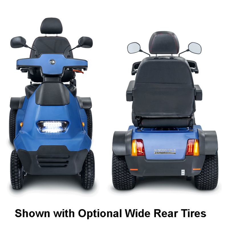 Afikim Afiscooter S4 (Breeze) 4 Wheel Scooter