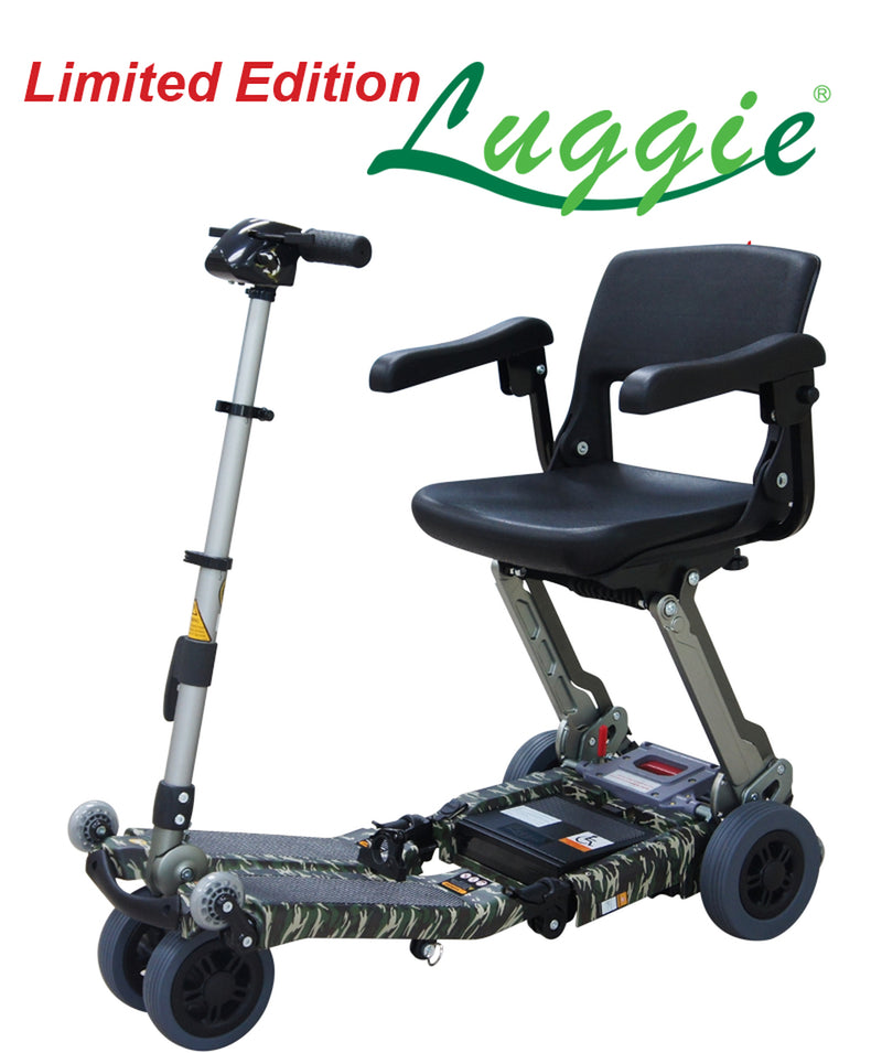 Luggie Elite Scooter