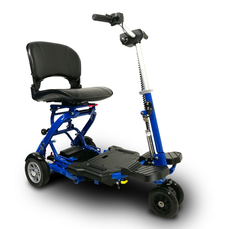 EV Rider MiniRider Folding Right Angle Blue