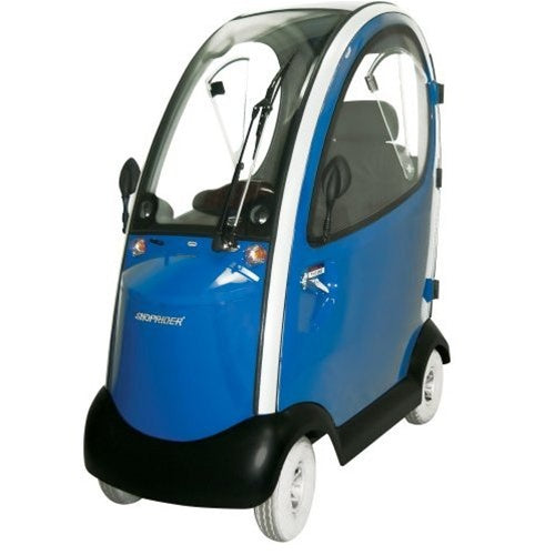 Shoprider Flagship All Weather Enclosed Cabin Scooter