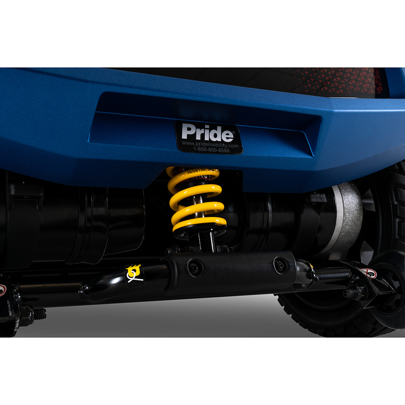 Pride Zero Turn 10 (ZT 10) 4 Wheel Scooter