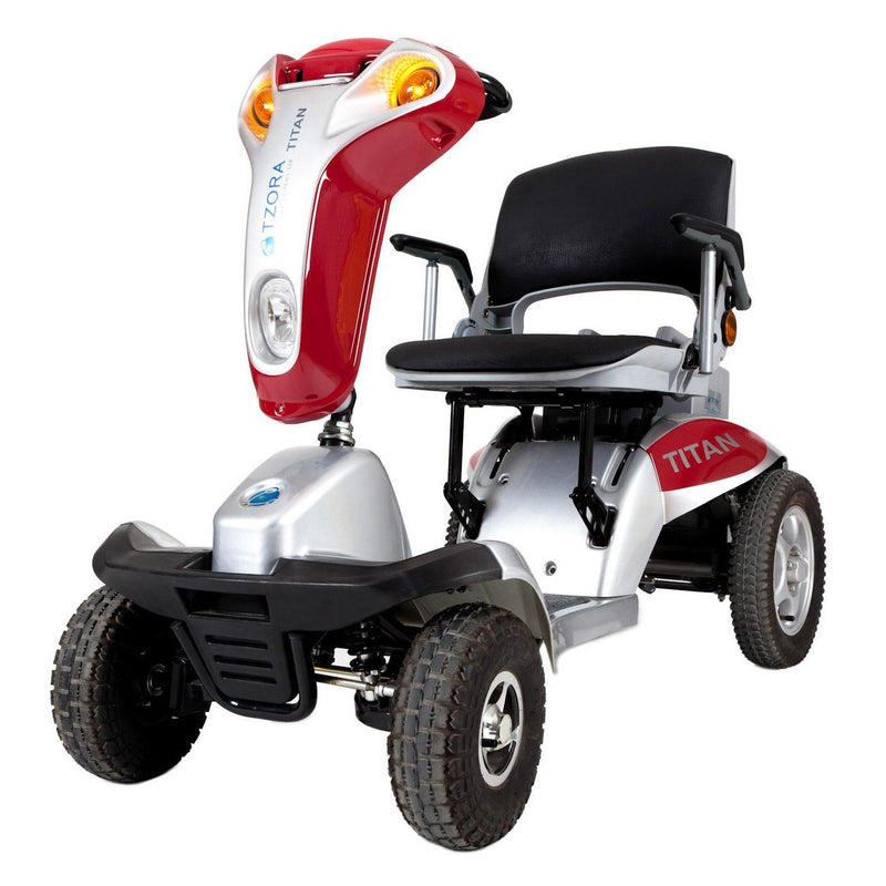 Tzora  Titan Hummer 4-Wheel Scooter