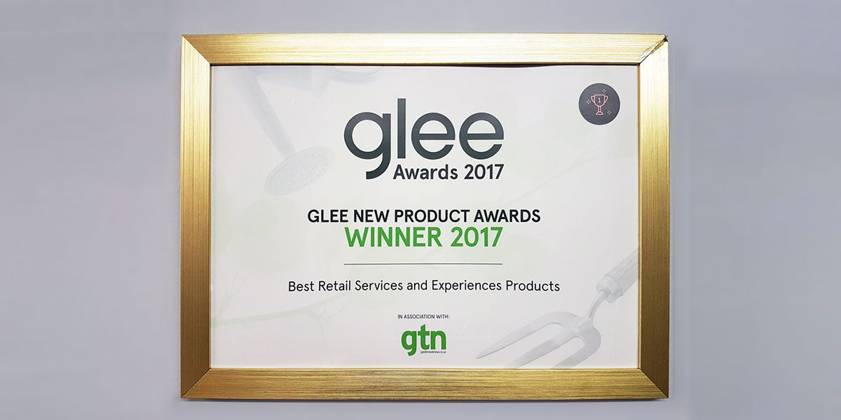 Mud Daddy Proud Winner of Best Product GLEE UK 2017