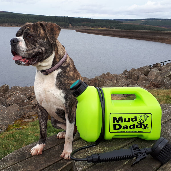mud daddy paw washer
