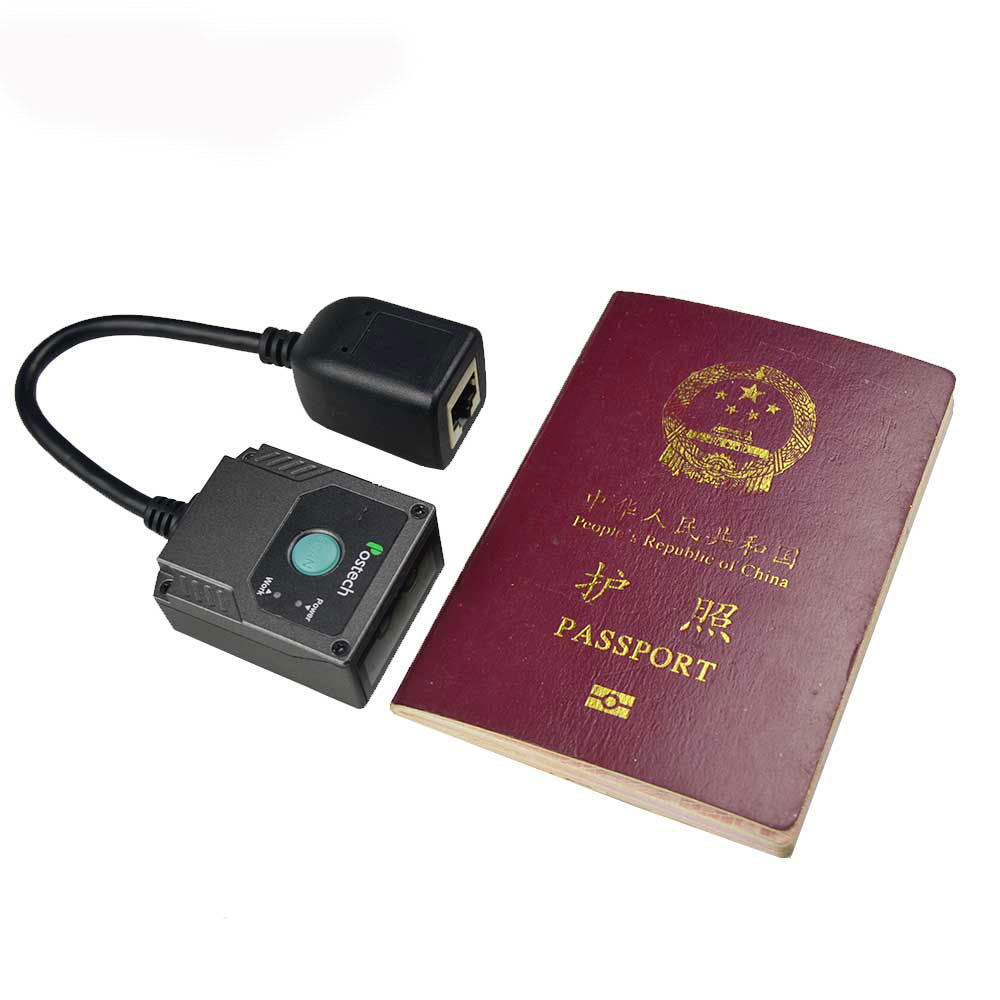 MRZ Passport Reader