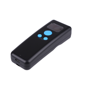 MS80 2D Bluetooth Barcode Scanner With Display