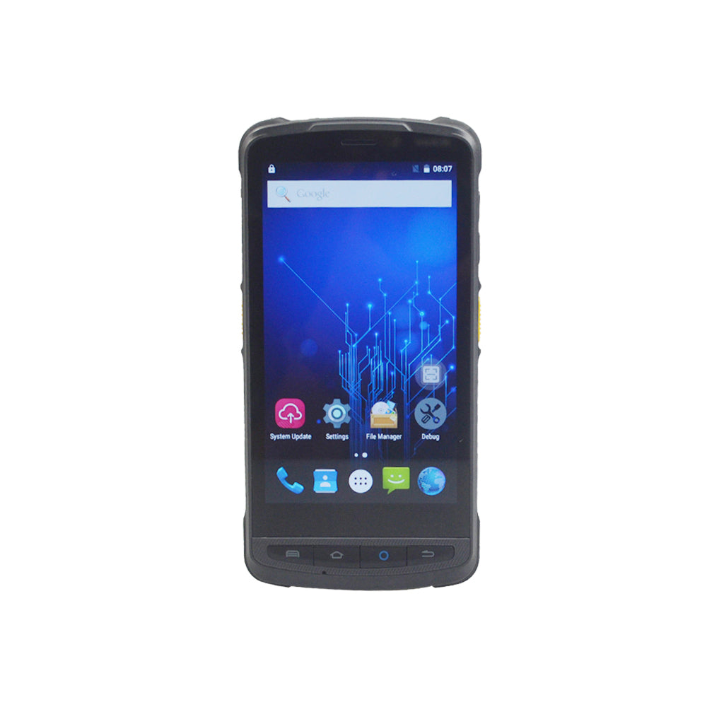 Handheld mobile computer Android 7.0