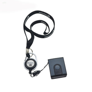 Bluetooth 1D laser pocket scanner MS3391-L