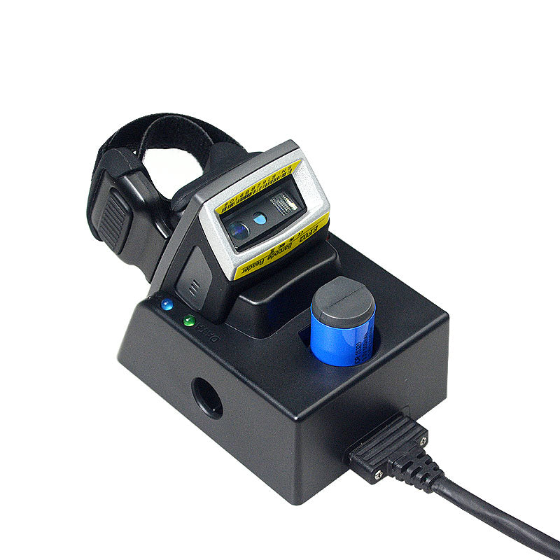 IP65 Ring Scanner EF02 Industrial finger bluetooth barcode reader