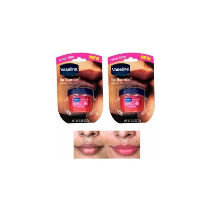 VASELINE LIP THERAPY ROSY LIPS 7G PROTECTION DES LÈVRES