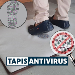 TAPIS ANTI-CONTAMINATION CLEAN STEP