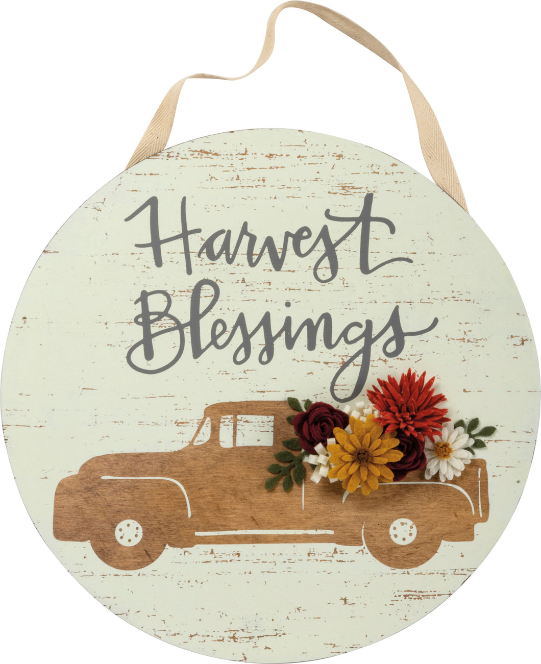 Harvest Blessings Wall Decor
