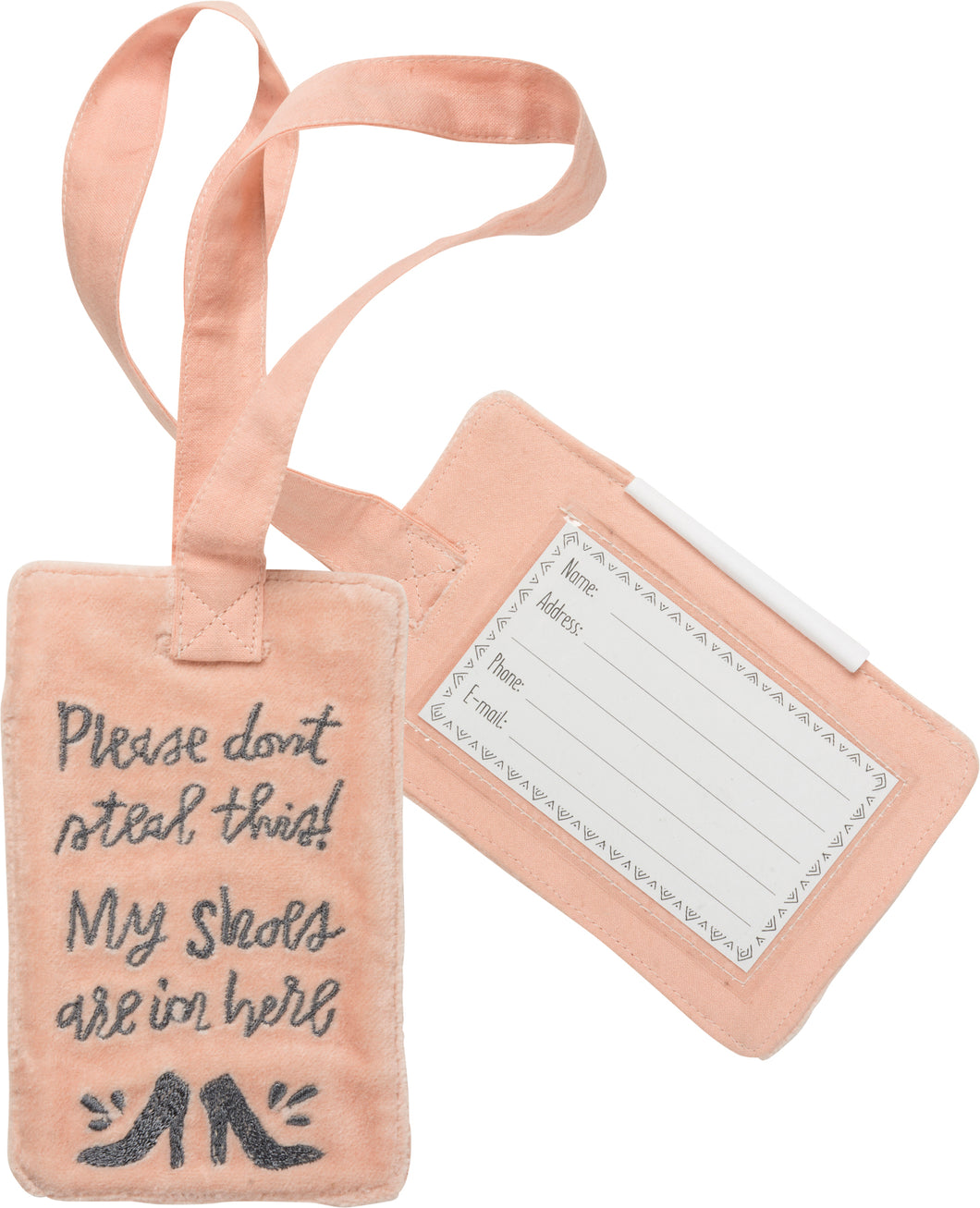 Luggage Tag - Please Don't Steal My Shoes In Here