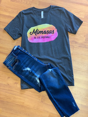 Mimosa In The Morning Tee