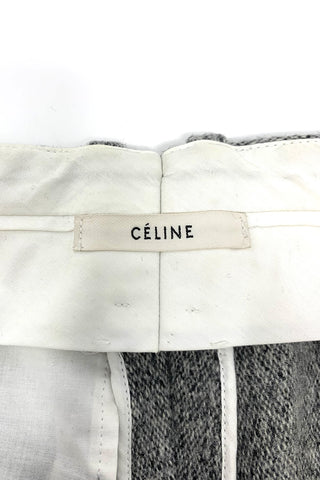 Celine Wide Leg Trousers Size 12