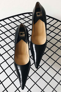 Cerruti Pre-Owned Pointed Court Shoes Size 6