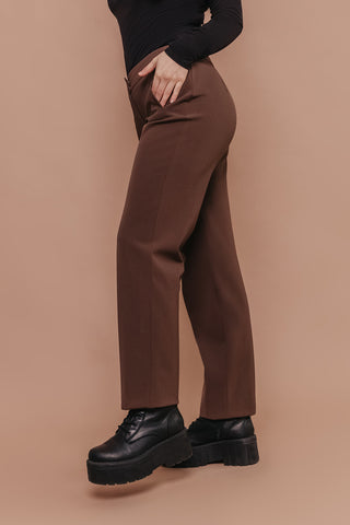 Escada Vintage Wool Trousers Size 8