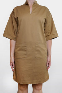 Jaeger Vintage Oversized Minimal Dress Size 10