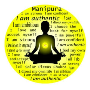 Balancing and Cleansing the Solar Plexus