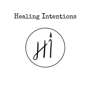 Healing Intentions Gift Card - Healing Intentions