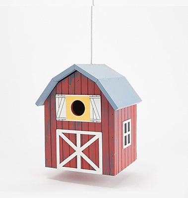 Home Sweet Home Birdhouses - Barn