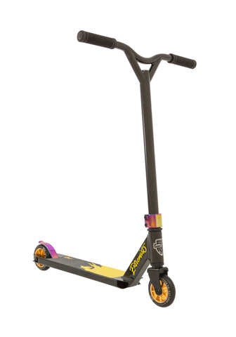 Grit Extremist Pro Scooter - Black Gold Metallic